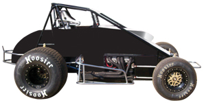 Custom Sprint Car Graphics