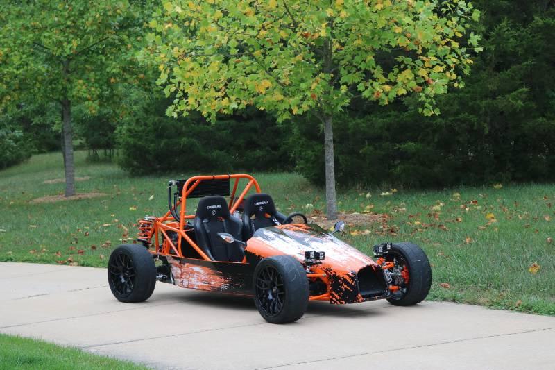 Df Kit Car >> 2018 Df Goblin Custom Kit Car My Son And I Built Using A
