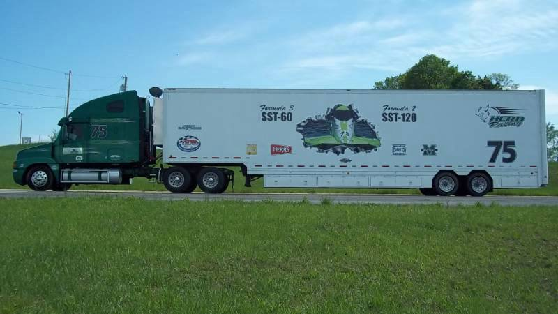 Herd Racing Hauler