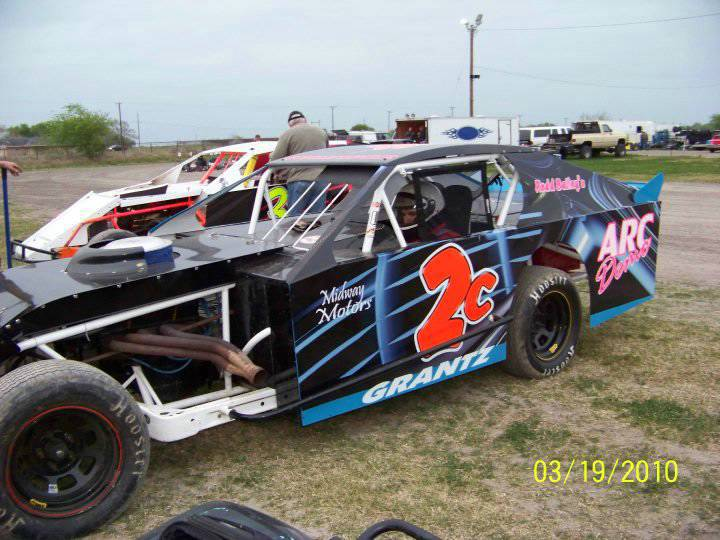 Whelen Modified Tour Richie Evans Race Car Photo 4