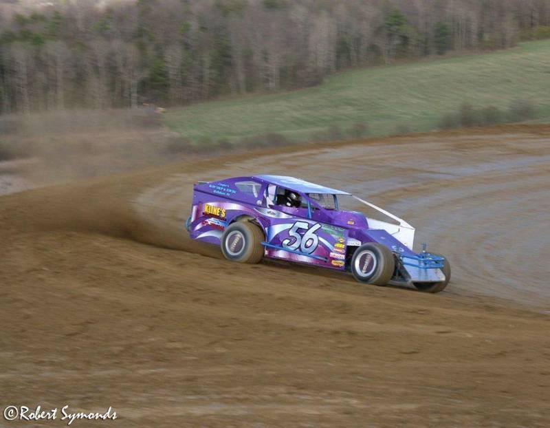 Purple Modified Race Wrap Racinggraphics Com
