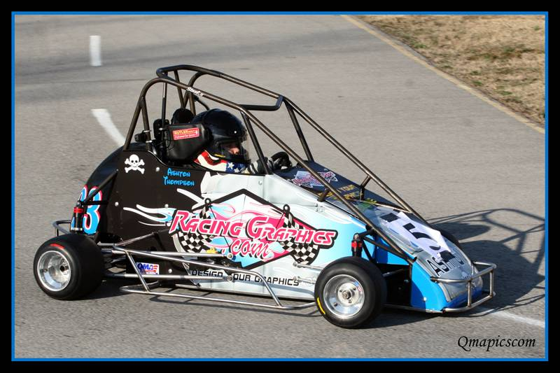 Del sierra; oaklane quarter midget racing don't know