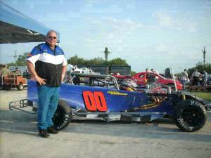 Cliff Wilman Outlaw Modified