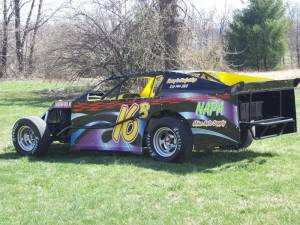 Dirt Modified Graphics Ideas