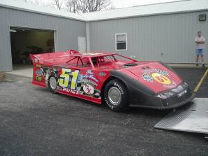 Dirt Late Model Wrap